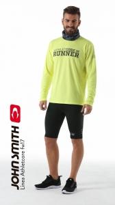 John Smith presenta la línea Athletcore, textil de running, Aguirre y Cía.