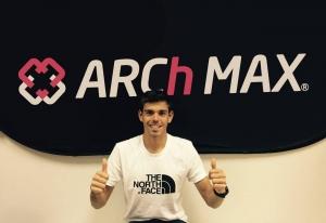 Arch Max incorpora a Pau Capell como embajador de la marca