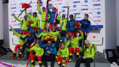 Julbo satisface las expectativas de los esquiadores de la Fedme