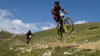 Grup Fgc convierte el Bike Park de La Molina en el mayor de la Península