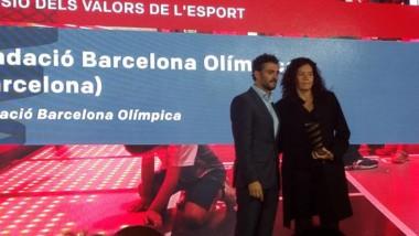 La Fundació Barcelona Olímpica ve reconocida su labor