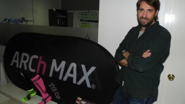 «Que deportistas de elite usen productos Arch Max significa que algo estaremos haciendo bien»