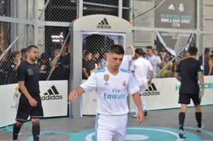 Real Madrid y Adidas extienden su colaboración
