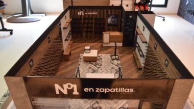 Nº1 en Zapatillas toma protagonismo en las jornadas de Twinner