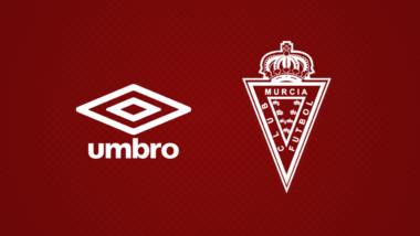 Umbro equipará al Real Murcia las próximas tres campañas