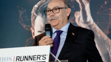 Joma ve reconocido a su presidente como emprendedor pionero del running