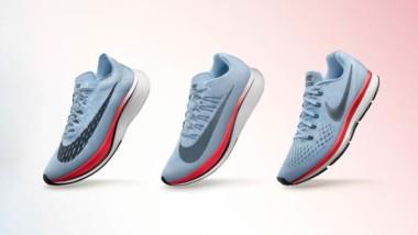 Un tipo de runner, una zapatilla de Nike