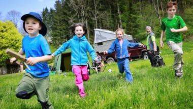 Avance del sector infantil en el mundo outdoor