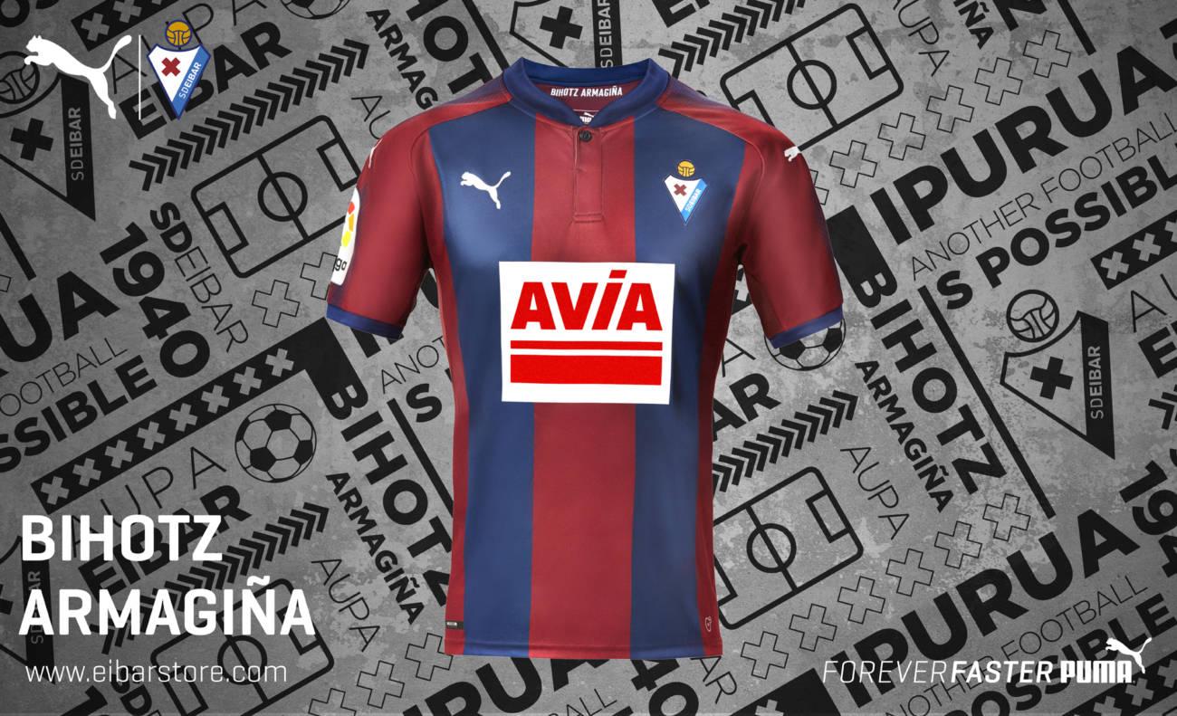 ÉibarDiffusion Del Sport A Estilo Puma La Uniformidad Aporta FKcT1Jl
