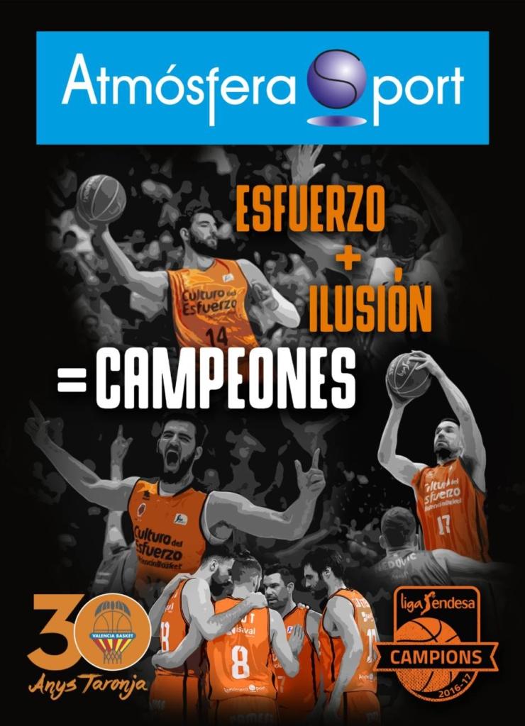 jornadas de compra de Atmósfera Sport, Valencia Basket, centrales de compra de tiendas de deporte