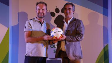 Kelme sube al Olimpo el nuevo balón de la LNFS