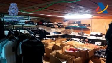 Las falsificaciones incautadas en 2016 en España rozaron los 800 millones