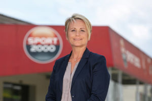 Margit Gosau, CEO de SPORT 2000 International, Base-Detallsport