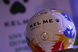 eventos, convención de la marca deportiva Kelme, fútbol sala, equipaciones