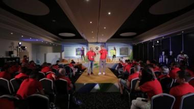 El espíritu olímpico domina la convención internacional de Kelme