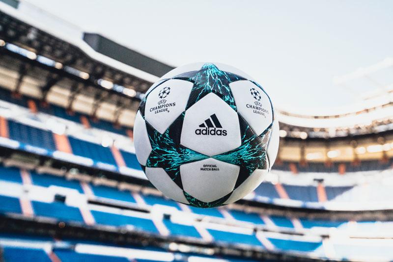 c36ae1cae67 Adidas revela el nuevo balón de la Champions League