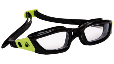 Aqua Sphere incorpora correa a sus gafas de natación