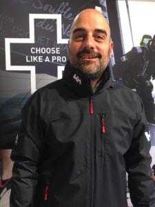 director de Ventas de Helly Hansen en el mercado ibérico