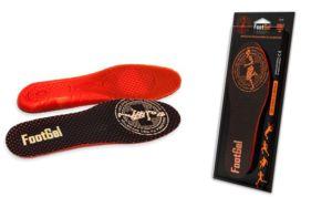 Plantillas para la práctica deportiva Footgel Sport