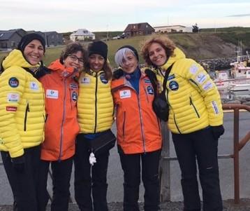 Trangoworld apoya el Reto Pelayo Vida Polar 2017