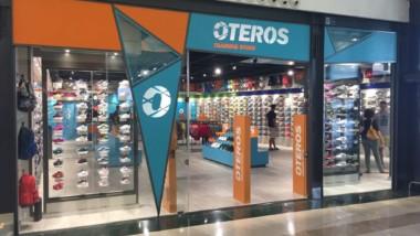Oteros estrena imagen en su formato Training Store