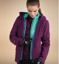Odlo apuesta por las chaquetas versátiles para la temporada de otoño-invierno