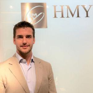 Fernando Vázquez Ubago, profesional comercial de HMY