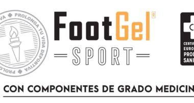 Foot Gel Sport, plantillas técnicas para la práctica deportiva, Sport Solutions Day, eventos