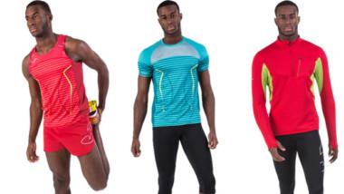 Joma combina diseño y tecnología en su colección Metrópoli de textil de running