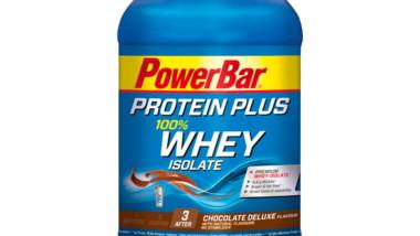 Powerbar apuesta por la proteína de suero de leche