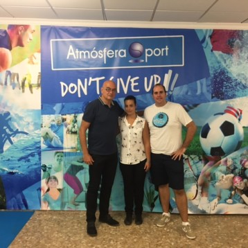 Atmósfera Sport prepara su apertura en Torredonjimeno