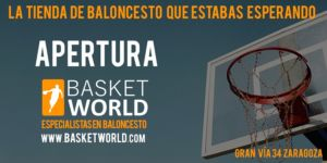 tienda Basket World Zaragoza, Totalsport