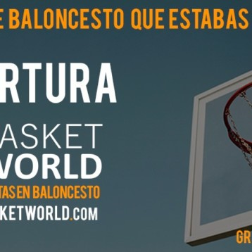 Basket World arranca en Zaragoza