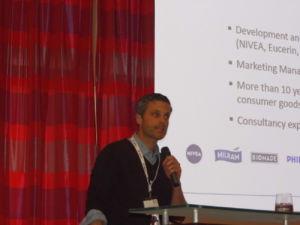 Christoph Kraus, manager director de Benchex, European Outdoor Summit
