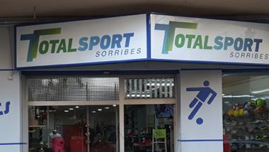 Totalsport Sorribes apoya su negocio con competiciones deportivas