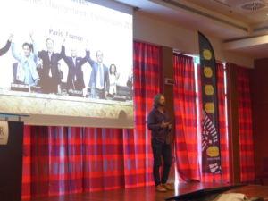 Kai Landwehr, director Marketing Myclimate, ONG para la protección mediambiental