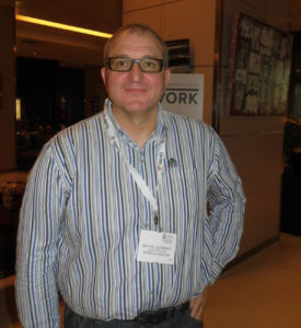 Michel Gogniat, director comercial de Ternua y Lorpen