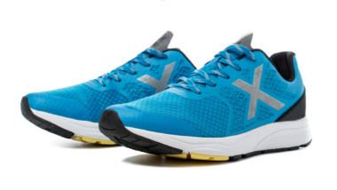Munich desarrolla una nueva línea de calzado de running en su colección de deporte