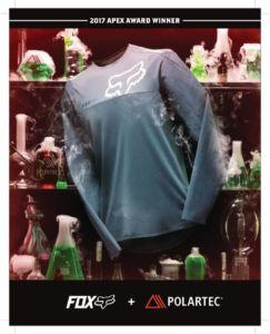 premios Apex concedidos por Polartec a las mejores creaciones textiles