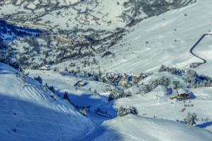 Baqueira Beret, estación de esquí
