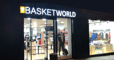Basket World, tiendas especializadas en baloncesto