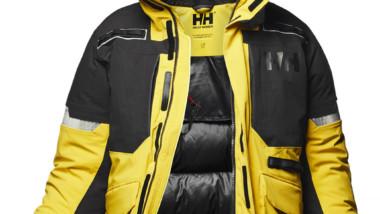 Helly Hansen profesionaliza sus chaquetas y parkas de moda urbana