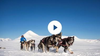 Fjällräven invita a vivir una aventura polar