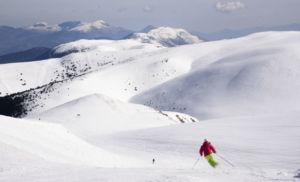 La Molina estacion de esqui Grup Fgc
