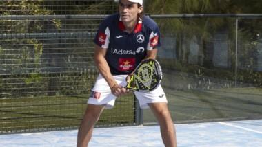 Dunlop ve renovada la confianza del campeón de España Juani Mieres