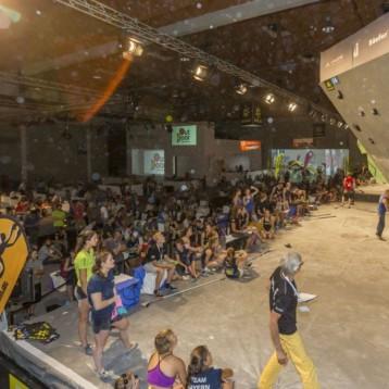 OutDoor acogerá el campeonato alemán de búlder