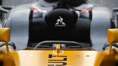Le Coq Sportif se sube a los monoplazas de la F1 con Renault Sport