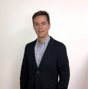 Richard Jackson, director general de Dunlop España