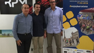Suunto será el crono oficial de la Mitja Marató de Barcelona