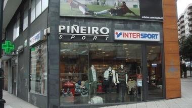 Intersport asume las 8 tiendas de Piñeiro, histórico licenciatario gallego